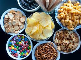 Hard and processed foods