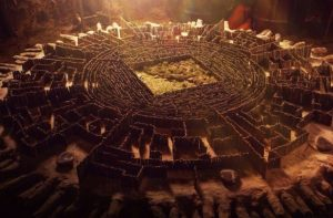 the Maze in the Maze runner movies